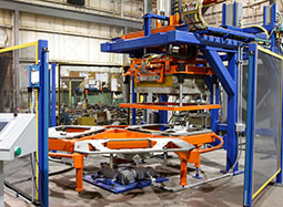 Molding Systems   EMI shell core machine manufacturers