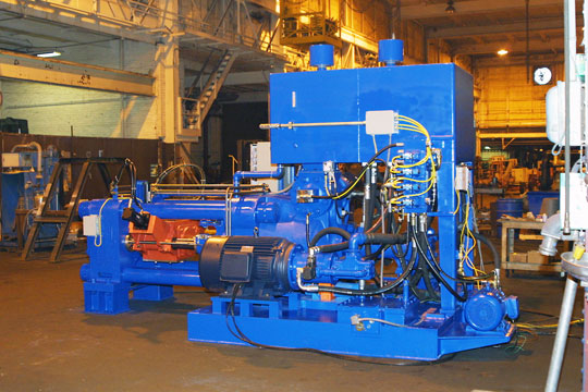 Foundry briquetting equipment | metal briquetting machines