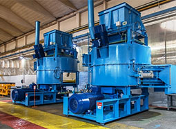sand casting shell machine | Molding Systems