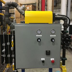 foundry gas generator | EMI